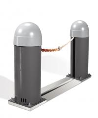 Автоматические цепи для проезда до 20 метров.
