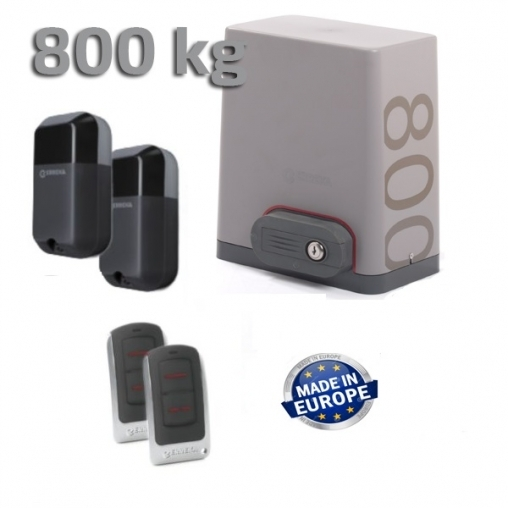 Комплект автоматики для откатных ворот CAT1 (до 800 кг.)