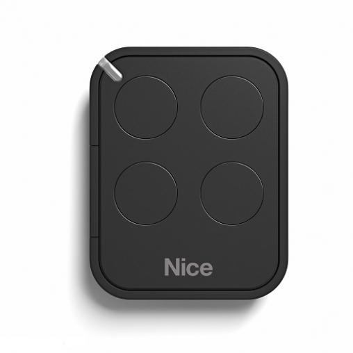 Пульт управления для автоматики NICE четырехканальный FLO4RE