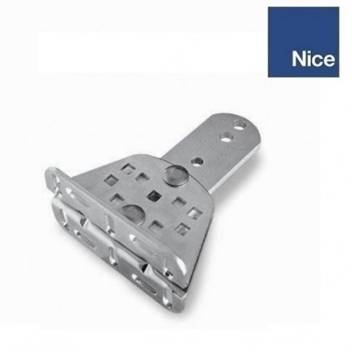 Кронштейн задний регулируемый для распашной автоматики NICE PLA14
