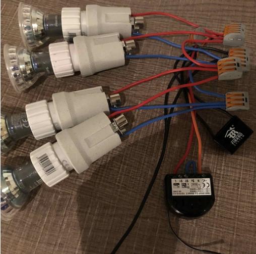 Байпас для светорегулятора Fibaro Bypass 2 FGB-002