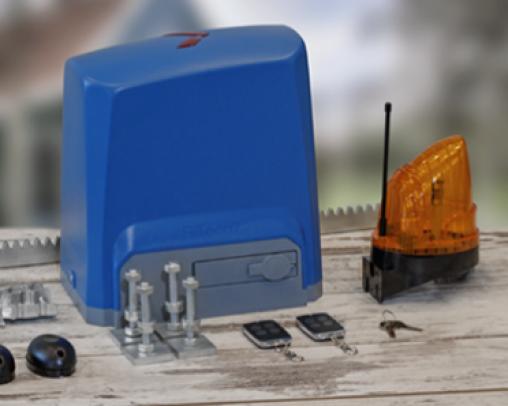 Комплект автоматики R-Tech для откатных ворот  SL1000AC.M. FULL