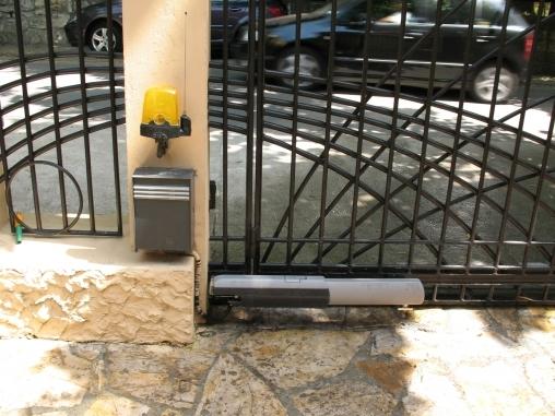 Комплект автоматики для распашных ворот Came Ati 3000
