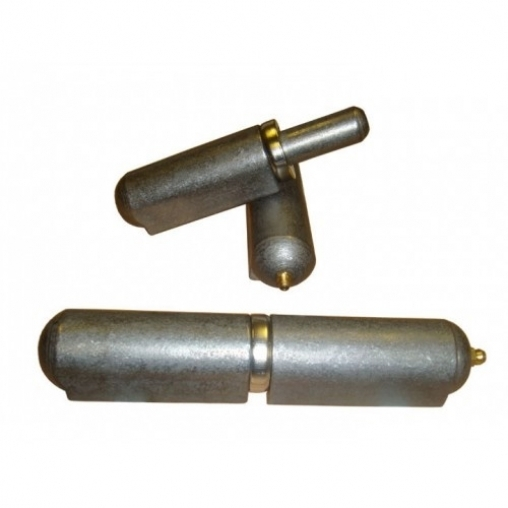Петля 180*32 мм. с масленкой.