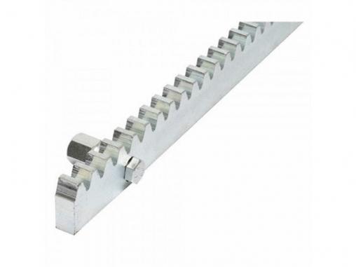 Зубчатая рейка ROA8 NICE для откатных ворот.