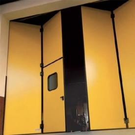 Комплект для секционных складчатых ворот. Арт.4500KIT