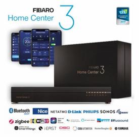 Контроллер Fibaro Home Center 3 FGHC3