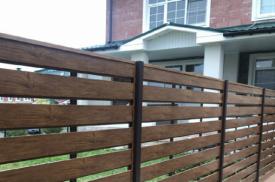Забор ранчо Дакота
