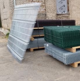 3Д забор в Минске, Горячее цинкование
