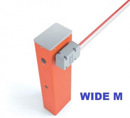 Шлагбаум Nice WIDE M для проезда 4 метра
